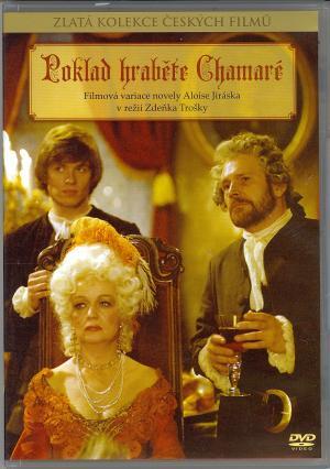 DVD Poklad hraběte Chamaré