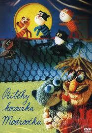 DVD Příběhy kocourka Modroočka