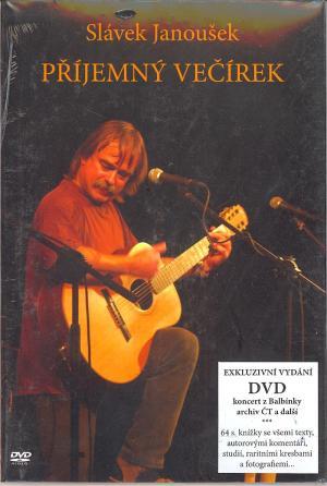 DVD Příjemný večírek + kniha