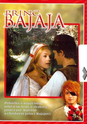 DVD Princ Bajaja