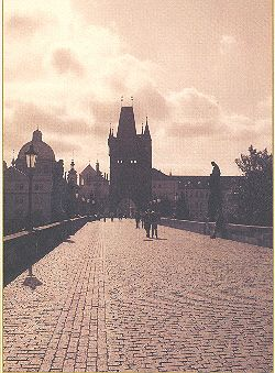 Print Charles Bridge