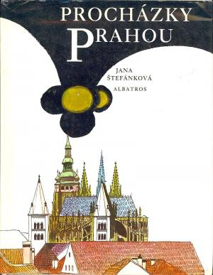 Procházky Prahou Used