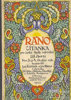 Ráno Čítanka 1927