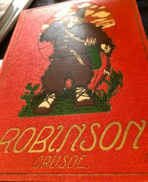 Robinson Crusoe ANT