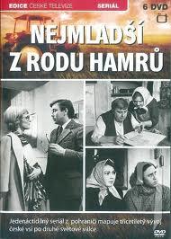 DVD Nejmladší z rodu Hamrů, seriál