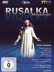 DVD Rusalka