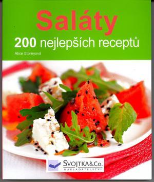 Saláty – 200 nejlepších receptů