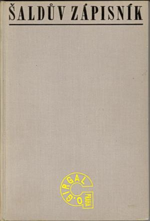 Šaldův zápisník IV. ANT