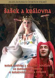 DVD Šašek a královna