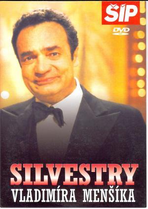 DVD Silvestry Vladimíra Menšíka