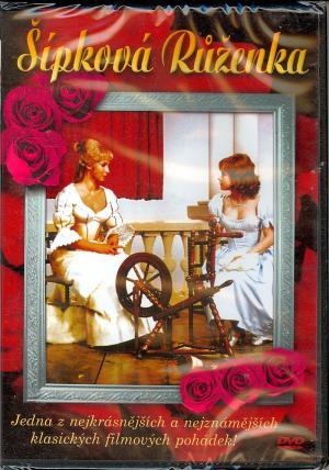 DVD Šípková Růženka