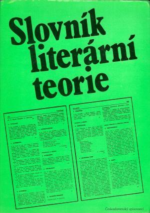 Slovník literární teorie USED