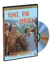 DVD Slunce, seno, erotika