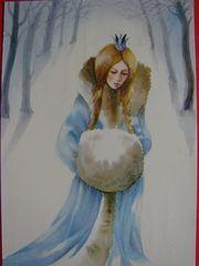 Sněhová královna Used