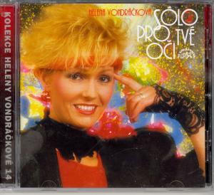 CD Sólo pro tvé oči