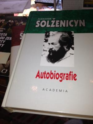 Autobiografie - 2 díly, Alexandr Solženicyn Used