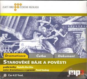 CD Starověké báje a pověsti - Audiokniha