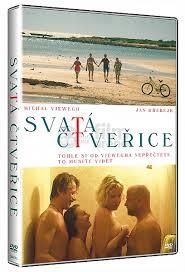 DVD Svatá čtveřice