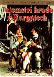 DVD Tajemství hradu v Karpatech