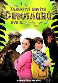 DVD Tajemství nových dinosaurů