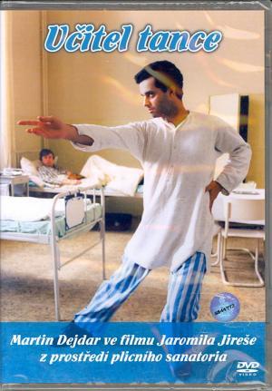 DVD Učitel tance