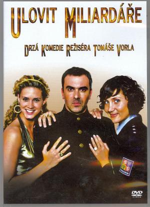 DVD ULOVIT MILIARDÁŘE