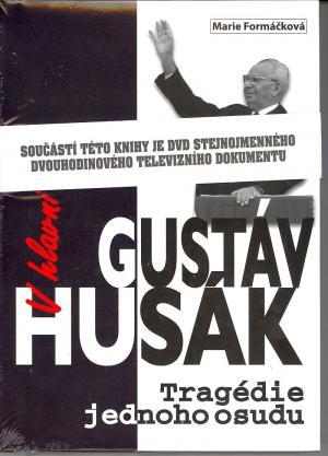V hlavní roli Gustáv Husák + DVD