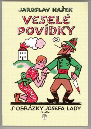 Veselé povídky s obrázky Josefa Lady