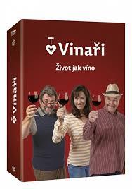 DVD VINAŘI Kolekce (6 DVD)