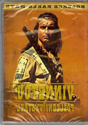 DVD Vinnetou - Poslední výstřel