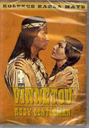 DVD Vinnetou - Rudý gentleman