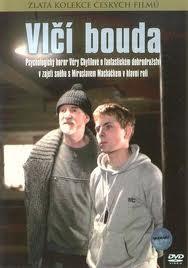 DVD Vlčí bouda
