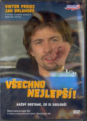 DVD Všechno nejlepší
