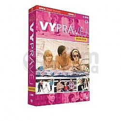 DVD VYPRÁVĚJ - DRUHÁ ŘADA
