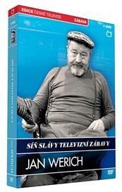 DVD (4) Jan Werich (Síň slávy televizní zábavy)