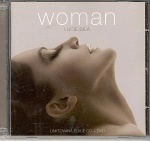 CD + DVD Woman by Lucie Bílá