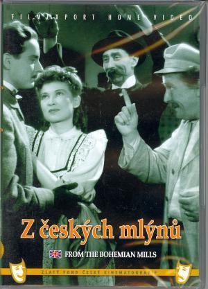 DVD Z českých mlýnů