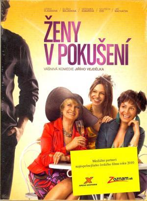 DVD Ženy v pokušení
