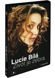 DVD Lucie Bílá: Život je zebra