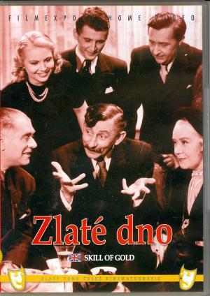 DVD Zlaté dno