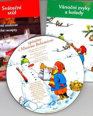 Sváteční zvyky + CD Zpíváme s Musicou Bohemicou