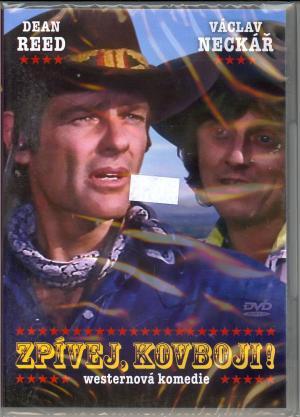 DVD Zpívej, kovboji