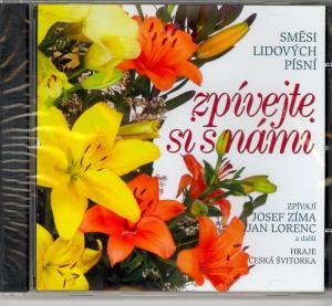 CD Zpívejte si s námi