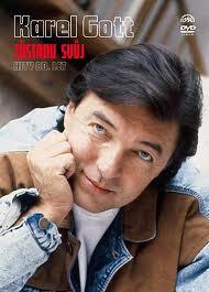 DVD Karel Gott - Zůstanu svůj, hity 80. let